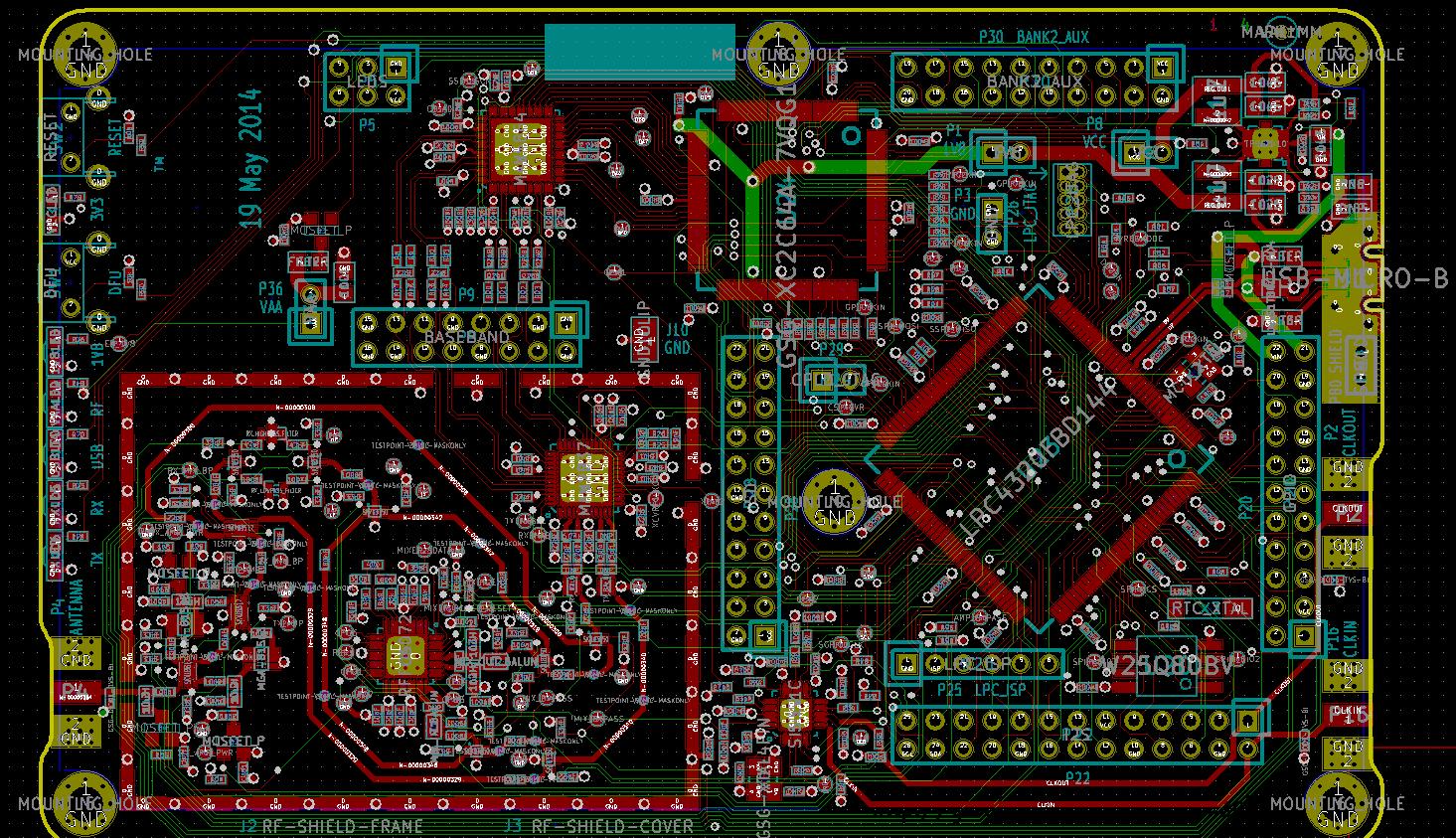 Routage de circuit imprimés